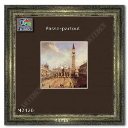 Karton Passe-Partout Moorman brązowy M2420 sample