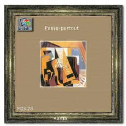 Karton Passe-Partout Moorman beżowy M2428 sample