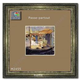 Karton Passe-Partout Moorman jasny brąz M2455 sample