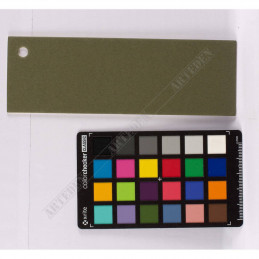 Karton Passe-Partout Moorman zielono brązowy M2459