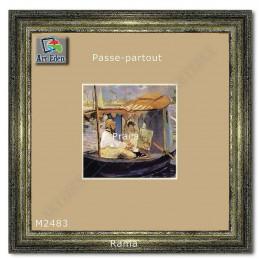 Karton Passe-Partout Moorman beżowy M2483 sample