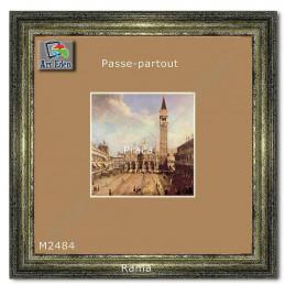 Karton Passe-Partout Moorman beżowy M2484 sample