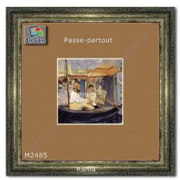 Karton Passe-Partout Moorman jasny brąz M2485 sample