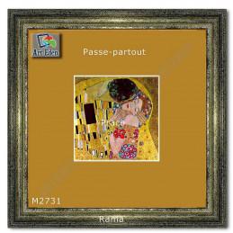 Karton Passe-Partout Moorman miodowy M2731 sample