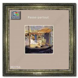 Karton Passe-Partout Moorman jasny zaróżowiony beż M2756 sample