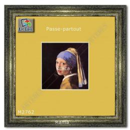 Karton Passe-Partout Moorman żółty M2762 sample
