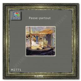 Karton Passe-Partout Moorman popielaty M2771 sample