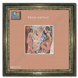 Karton Passe-Partout Moorman jasny różowy M2772 sample
