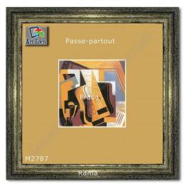 Karton Passe-Partout Moorman żółty M2787 sample