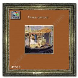 Karton Passe-Partout Moorman brązowy M2819 sample