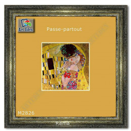 Karton Passe-Partout Moorman miodowy M2826 sample