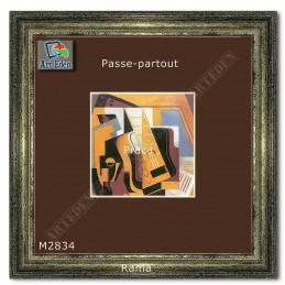 Karton Passe-Partout Moorman brązowy M2834 sample