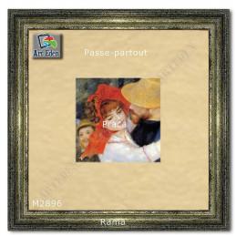 Karton Passe-Partout Moorman Złoty M2896 sample