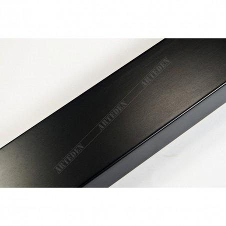 ABI366/41 40x20 - czarna matowa rama do obrazów i luster