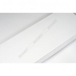 ABI370/40 72x20 - szeroka biała mat rama do obrazów i luster