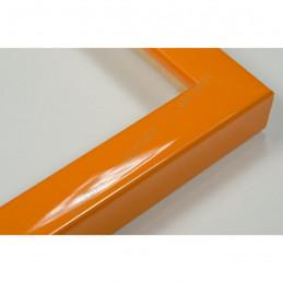 ASO127.33.010 14x15 - mała orange trandy lakowana ramka do zdjęć i obrazków sample1