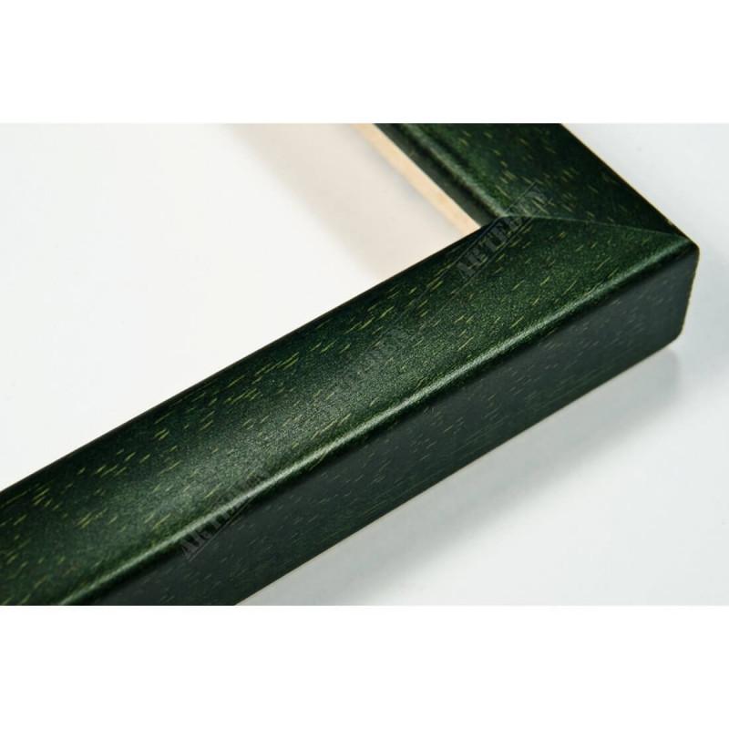 ASO127.33.038 14x15 - mała autore zielona ramka do zdjęć i obrazków