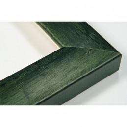 ASO127.43.038 13x14 - mała autore zielona ramka do zdjęć i obrazków