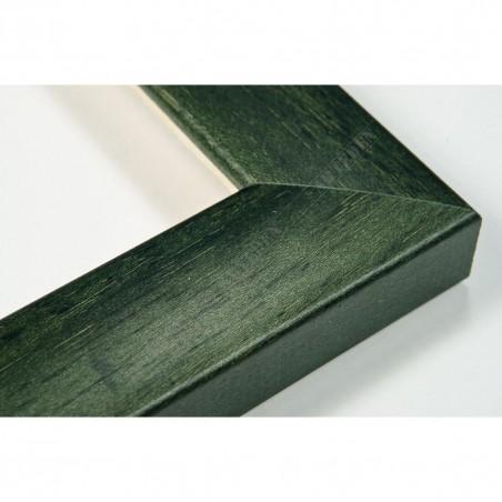 ASO127.41.038 23x14 - mała autore zielona ramka do zdjęć