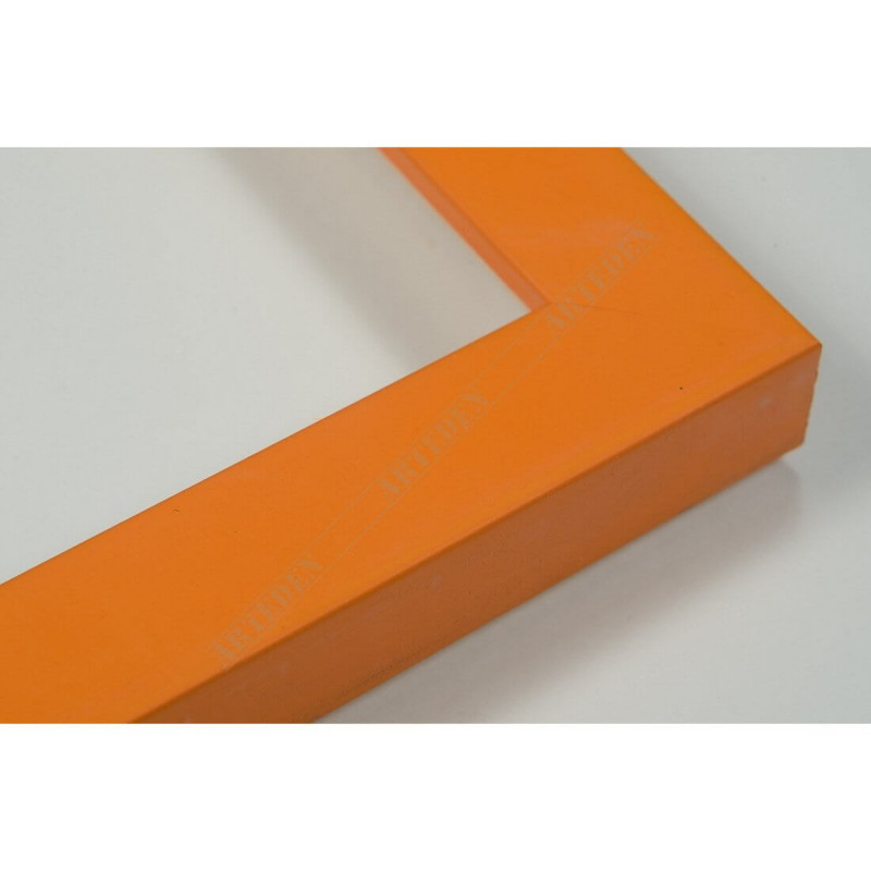 ASO148.31.221 13x15 - mała fusion pomarańczowa ramka do zdjęć i obrazków