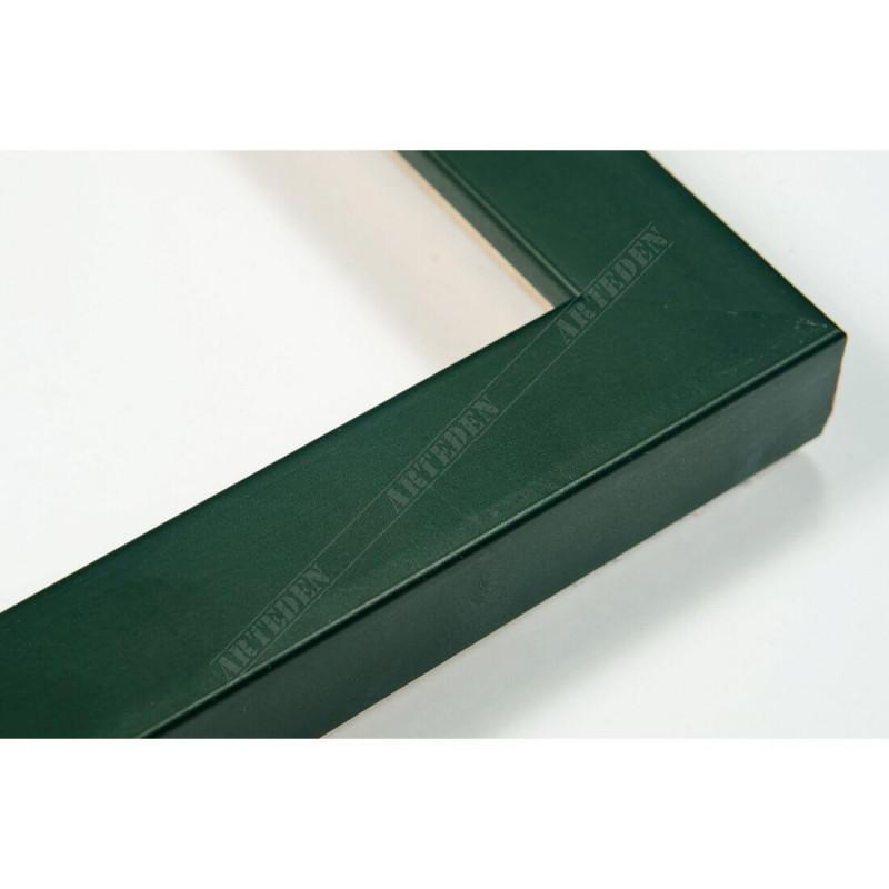 ASO148.31.227 13x15 - mała ciemno zielona ramka do zdjęć i obrazków