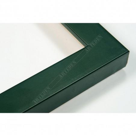 ASO148.31.227 13x15 - mała ciemno zielona ramka do obrazków