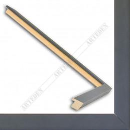 ASO148.31.228 13x15 - mała grafitowa ramka do zdjęć i obrazków sample