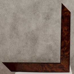 ASO225.51.086 25x14 - wąska classic orzechowa rama do zdjęć i luster sample2