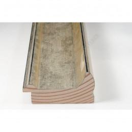 INK2558.673 70x30 - drewniana złota szampańska rama do obrazów i luster sample