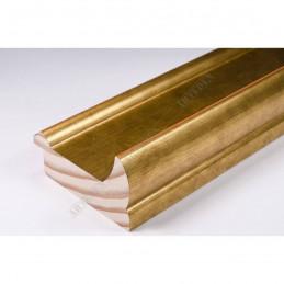 INK2558.740 70x30 - drewniana złota rama do obrazów i luster sample1