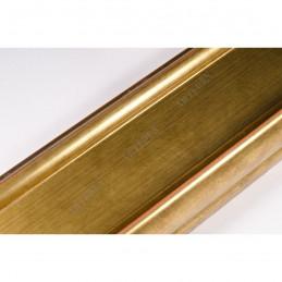INK2558.740 70x30 - drewniana złota rama do obrazów i luster