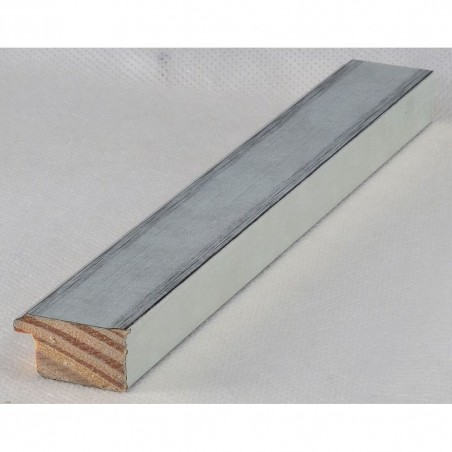INK2810.653 28x15 - wąska srebrna rama do zdjęć i luster sample
