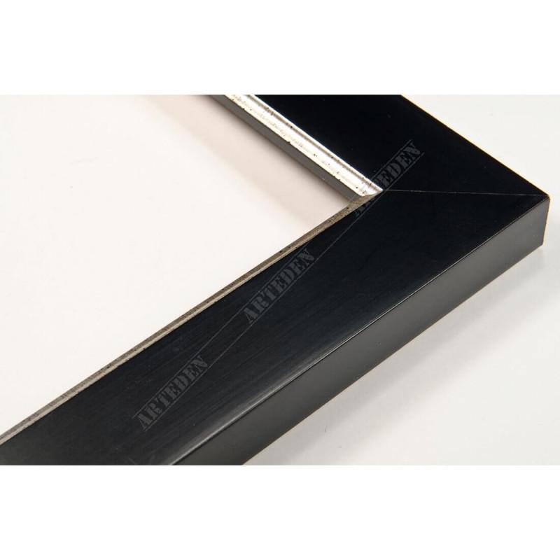 INK2810.670 28x15 - wąska srebrna rama do zdjęć i luster
