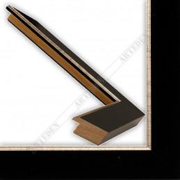 INK2810.670 28x15 - wąska srebrna rama do zdjęć i luster sample