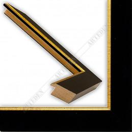 INK2810.770 28x15 - wąska czarna rama do zdjęć i luster sample