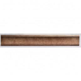 INK2810.773 28x15 - wąska brąz metaliczna rama do zdjęć i luster sample2