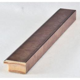 INK2810.773 28x15 - wąska brąz metaliczna rama do zdjęć i luster sample