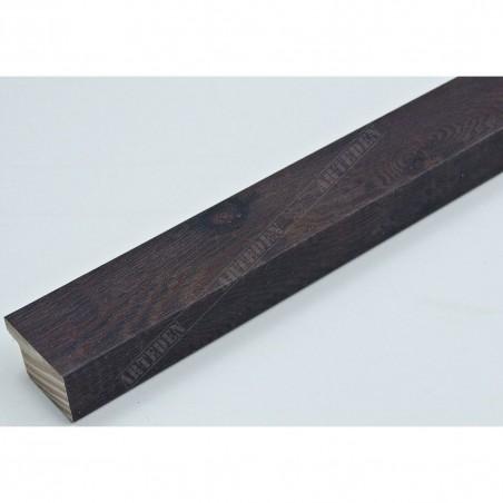 INK2816.546 28x16 - wąska ciemno brązowa rama do zdjęć i luster
