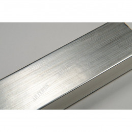 INK2816.665 28x16 - wąska srebrna rama do zdjęć i luster