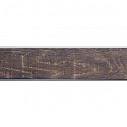 INK3131.543 30x30 - wąska brązowa blejtram rama do zdjęć i luster sample1