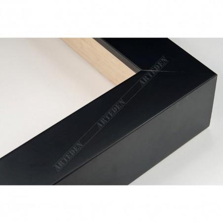 INK5034.271 30x45 - wąska czarna blejtram rama do zdjęć i luster