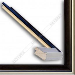 INK5301.806 35x18 - drewniana wenge rama do obrazów i luster sample