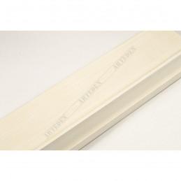 INK5302.486 50x24 - drewniana avorio rama do obrazów i luster
