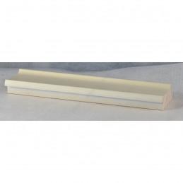 INK5302.486 50x24 - drewniana avorio rama do obrazów i luster sample1