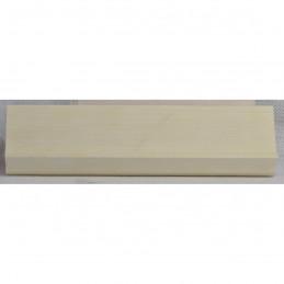 INK5302.486 50x24 - drewniana avorio rama do obrazów i luster sample2