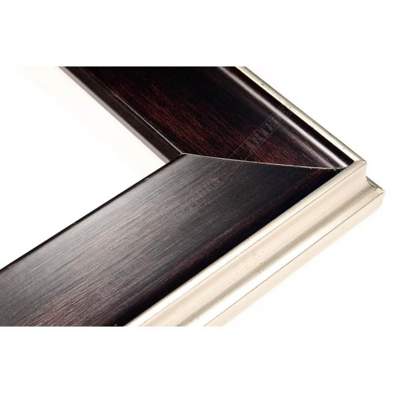 INK5302.806 50x24 - drewniana wenge rama do obrazów i luster