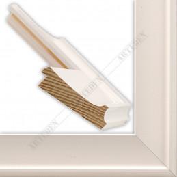 INK5303.183 90x33 - szeroka biała rama do obrazów i luster sample