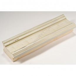 INK6201.581 45x25 - drewniana kremowa rama do obrazów i luster sample1