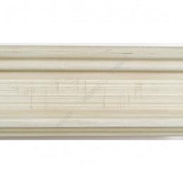 INK6201.581 45x25 - drewniana kremowa rama do obrazów i luster sample2