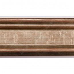 INK6201.640 45x25 - drewniana srebrna antyczna rama do obrazów i luster sample2